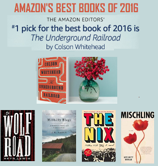 Amazon's best books of 2016
