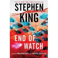 End of Watch by Stephen King book link