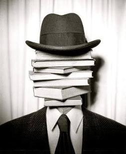 a head full of sweet mystery books