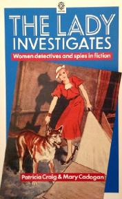 The Lady Investigates - women detective novels